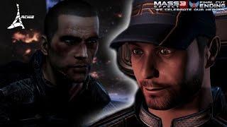 Shepard & Joker Say Goodbye (Mass Effect 3 FC Ending #8)