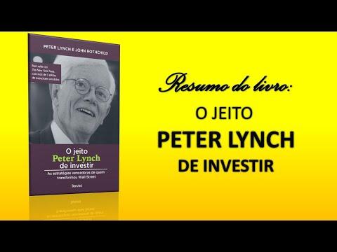 Resumo para investidores #02: LIVRO: O Jeito Peter Lynch de Investir (One Up On Wall Street)