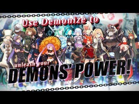 Demon Gaze II - Character Trailer (PS4, PS Vita) thumbnail