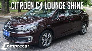 Avaliação: Citroën C4 Lounge Shine