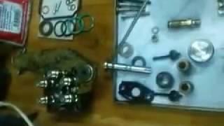 Наборы головок для ремонта тнвд Bosch
