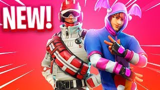 The NEW SKINS in Fortnite..