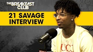 21 Savage On Evolving Through Loyalty, Loss, Fatherhood + New Music
