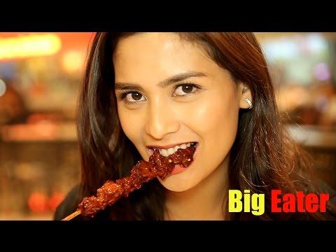 Cheerleader Omi Filipino Parody Big Eater Feat Hillarie Parungao