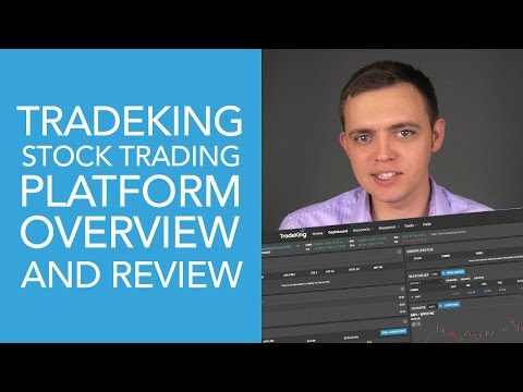 TradeKing Trading Platform Review, Tutorial, and Tour (Part 2)
