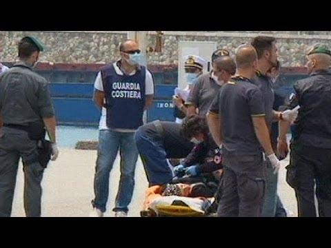 Ιταλία: Νέα τραγωδία με μετανάστες στην Μεσόγειο