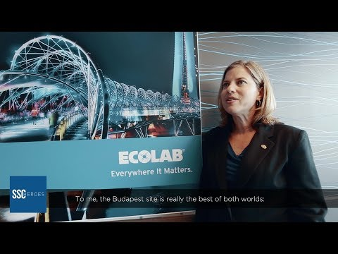Ecolab  - Message from our CEO
