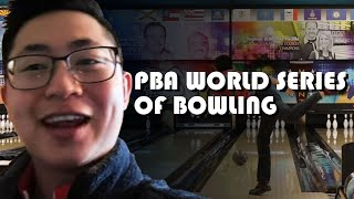 We Bowled Our Very First PBA World Series Of Bowling | PBA World Series of Bowling
