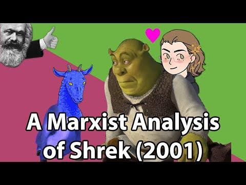 I made an hour long Marxist analysis of Shrek (2001)