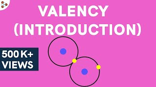 CH05-STRUCTURE OF ATOM-PART 09-VALENCY