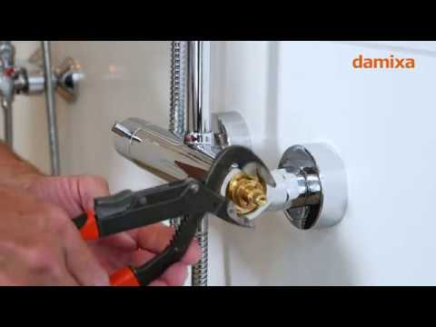 Damixa thermostat service movie