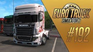 SCANIA 3000 Л.С. И НОВАЯ ФИЗИКА - Euro Truck Simulator 2 (1.34.0.34s) [#192]