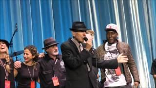 The Extraordinarily Poignant Final Minutes Of The Final Leonard Cohen European Concert