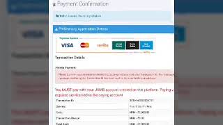 How to Check Jamb result 2019 and Print your Jamb 2019 result slip