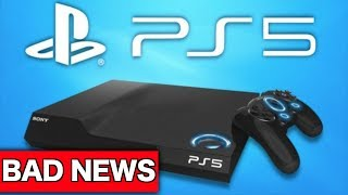 BAD NEWS for PS5 from Sony LEAKED Details?