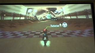 Mario Kart (Wii) - Unlocking Expert Staff Ghosts on Star Cup