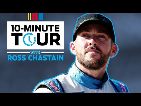 10-Minute Tour: Ross Chastain gets tricky at Pocono