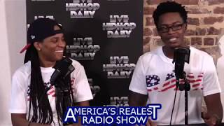 "America's Realest Podcast - Episode 2: 1WayStreet Talks About Retiring ""Go There"" on Battlegrounds!"