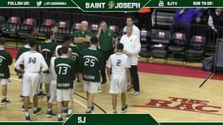 2017 GMC Final: Saint Joseph (Metuchen) vs. Sayreville. Part 1
