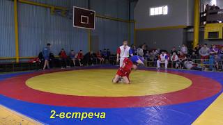 2-встреча Всероссийский турнир Конаково (1999-2000 г.р.)
