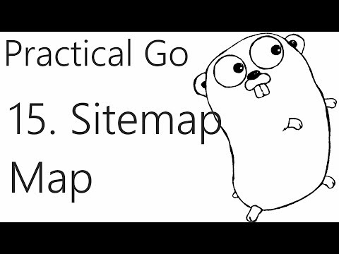 Mapping news data – Go Lang Practical  Programming Tutorial p.15