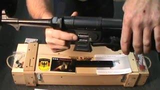 Schmeisser! Part 2,  GSG MP40 .22lr