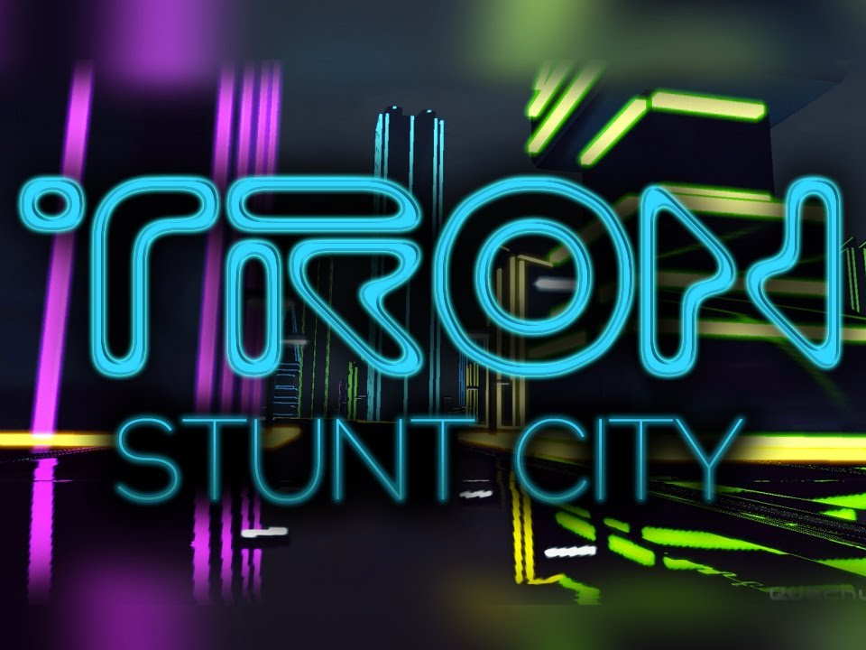 Tron Is Just The Place For Sweet Jumps In This GTA IV Mod