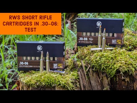 rws-ammunition: RWS Short Rifle: advantages of the new Performance Line rifle cartridges for short barrels