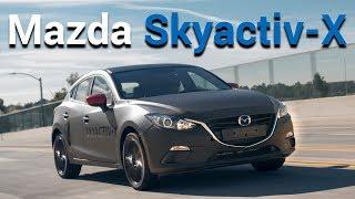 Mazda Skyactiv-X - No des por muerto al motor de combustión   Autocosmos