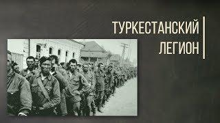 """Кто, как и зачем создавал """"Туркестанский легион""""? Часть 1."""