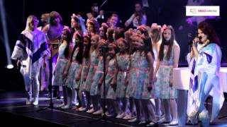 "THE SHOW a Tribute to ABBA & children's choir ""I have a dream"""