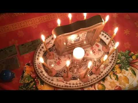Запись на Новогодний Магический Обряд на 12 свечах