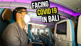 FLYING During the PANDEMIC | SYDNEY to BALI Travel Day