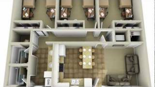 Video Tour- Nauvoo House Apartments BYU-Idaho Approved Housing for Men & Women