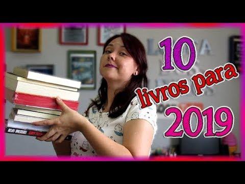 10 Livros para ler em 2019!  |  Louca dos livros 2019