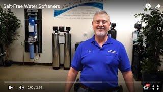Salt-Free Water Softeners