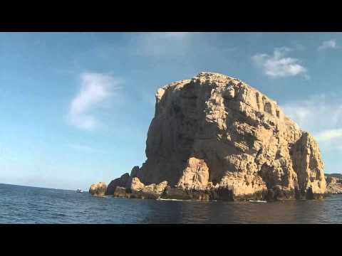 Alghero Sardinia. Grotta di Nettuno.