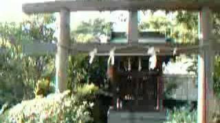 近藤勇・生家跡と近藤神社