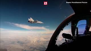МиГ 31 отразили удар крылатыми ракетами на Камчатке