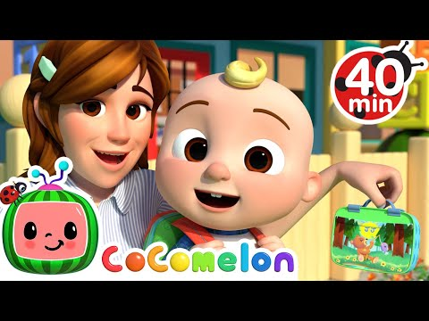 Back To School Song + More Nursery Rhymes & Kids Songs - CoComelon