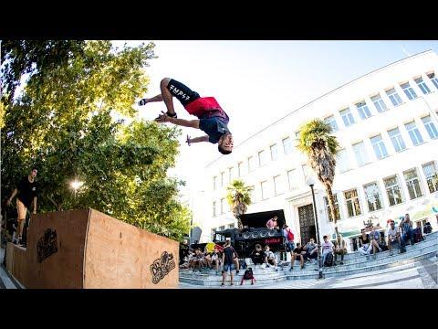 DK's Tour Of Motion 2017 (Freerunning VLOG)