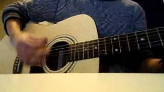 Noro by Brand New (Acoustic Cover)
