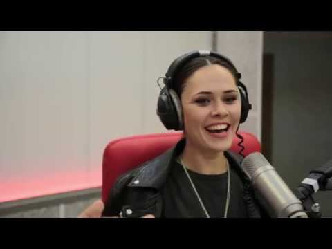 Юлія Саніна у «Зе Інтерв'юер» на Хіт FM (видео)