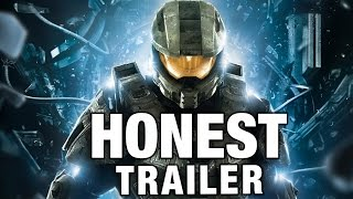 HALO (Honest Game Trailers)