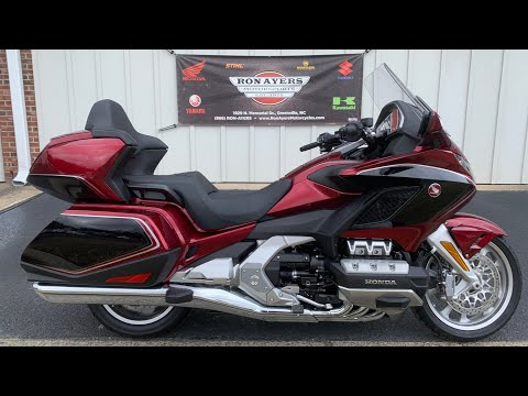2020 Honda Gold Wing Tour in Greenville, North Carolina - Video 1