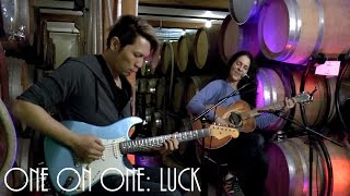 ONE ON ONE: Tracy Bonham - Luck March 6th, 2017 City Winery New York
