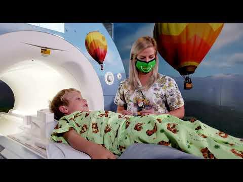 Children's Hospital of Richmond at VCU Virtual MRI Tour