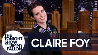 Download Youtube: Claire Foy Was Treated Better When She Was a Blonde