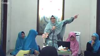 Hj Irene Handono  Waspada Pendakalan Aqidah