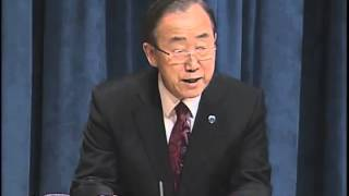 At year-end news conference, Ban flags UN